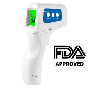 no contact forehead thermometer 2197