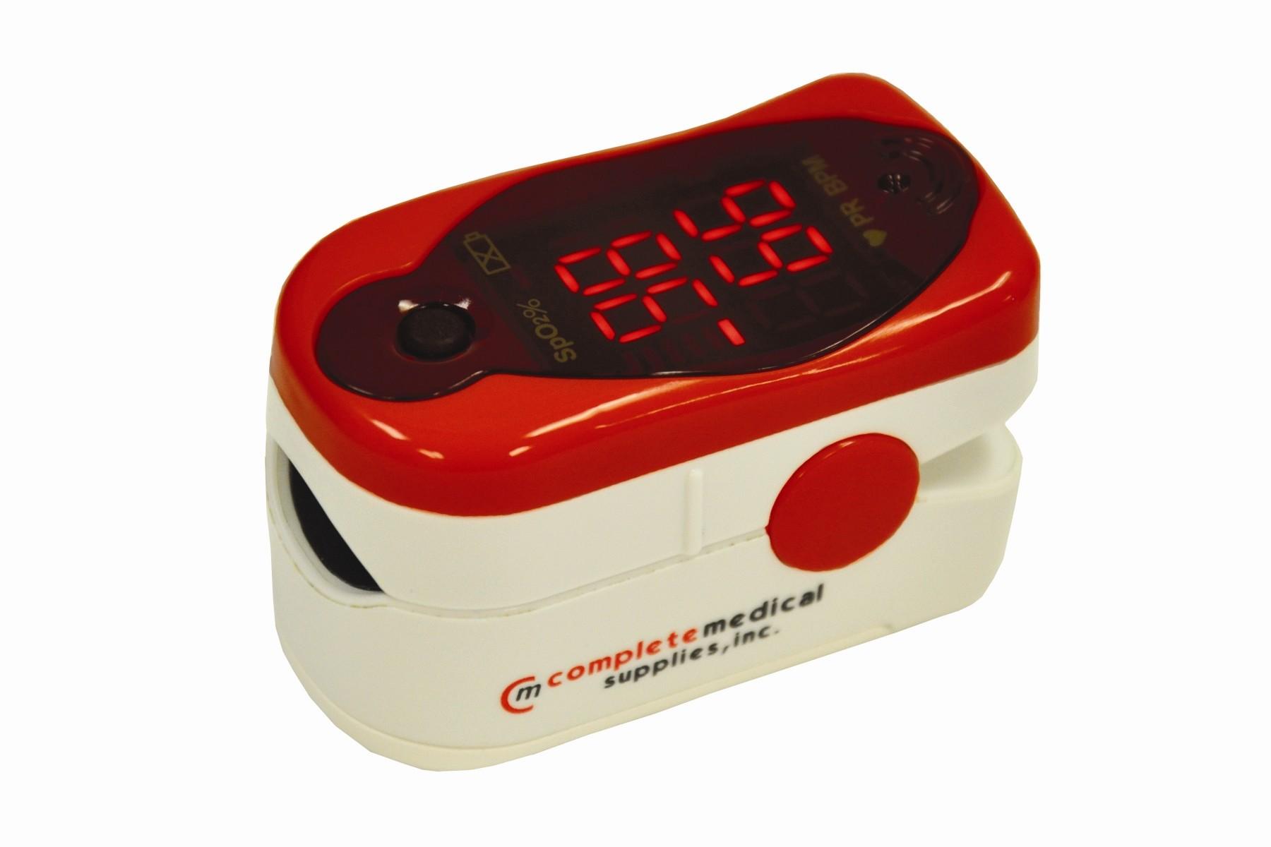 Pulse Oximeter, Comfort Finger Tip  Image
