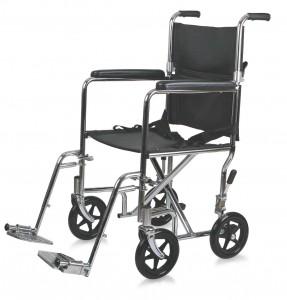 Medline Steel Transport Chair MDS808200