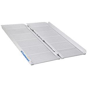 Folding Ramp for home access